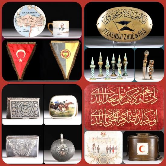 113. Osmanlı ve Karma Eserler Müzayedesi